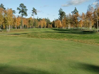 Tyresö Golf Hål 12