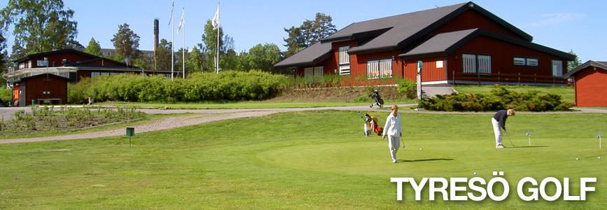 Tyresö golf banner lokala regler