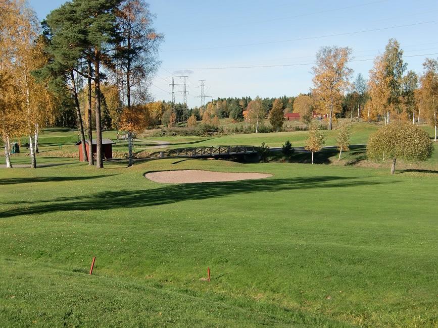 Golfbanan 2010