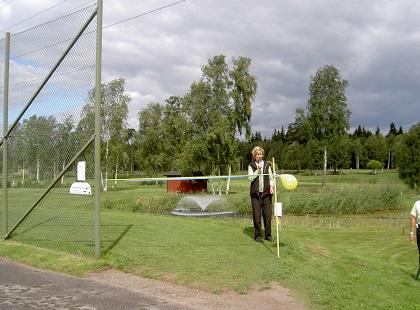 Tyresö Golf invigning 2007