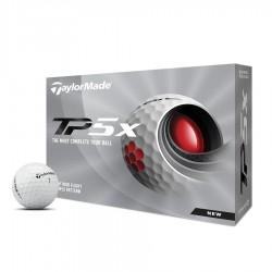 TaylorMade TP5 X 21 Logobollar