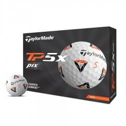 Taylor Made TP5X Pix Golfboll