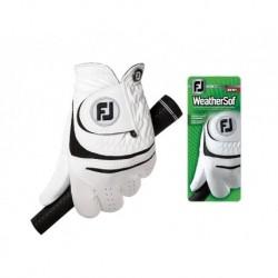 FootJoy Golfhandske WeatherSof Herr