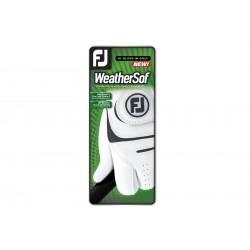FootJoy WeatherSof Herr Golfhandske
